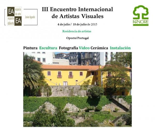 III Encuentro Internacional de Artistas Visuales