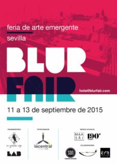 BlurFair, Feria de Arte Emergente de Sevilla