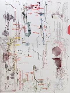 José María Sicilia, La locura del ver – Cortesía de la Galería Joan Prats