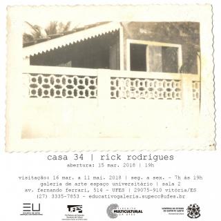 Casa 34 | Rick Rodrigues
