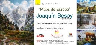 Joaquín Besoy Posada. Picos de Europa