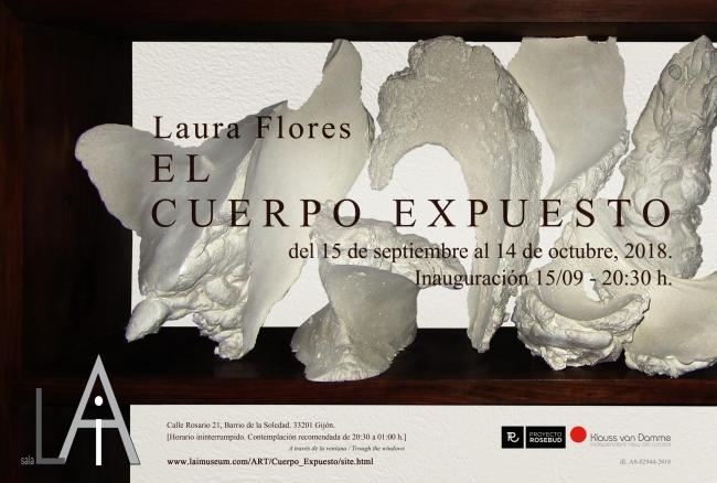 Laura Flores. El cuerpo expuesto