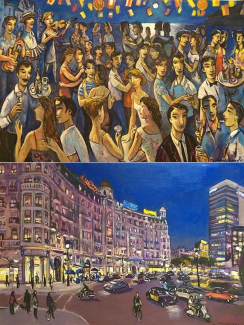 Moscardó's — Cortesía de L'Arcada Galeria d'Art