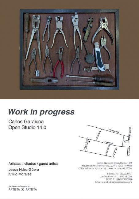 Open Studio 14.0 Work in progress