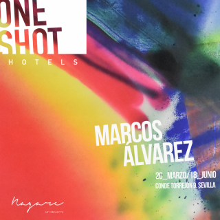 Marcos Álvarez en One Shot Hotels