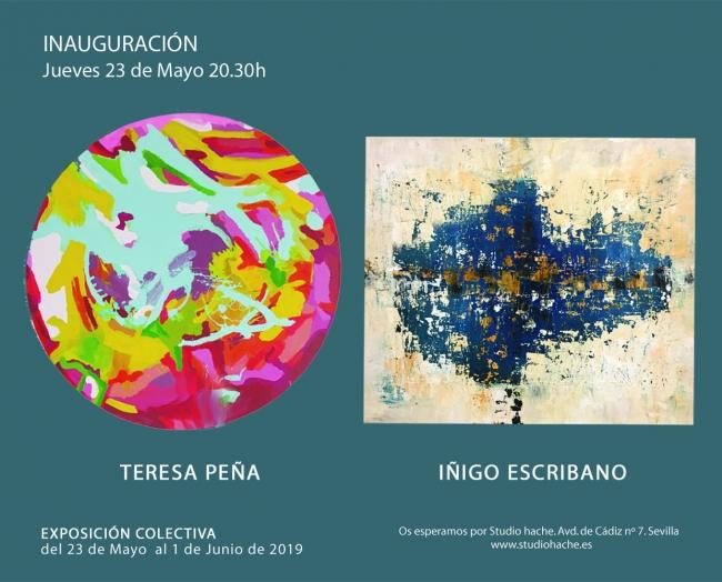 Teresa Peña - Iñigo Escribano