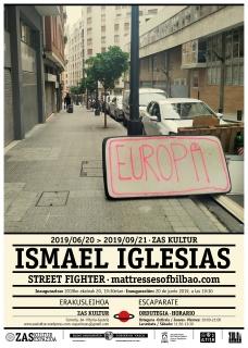 Ismael Iglesias. Street fighter