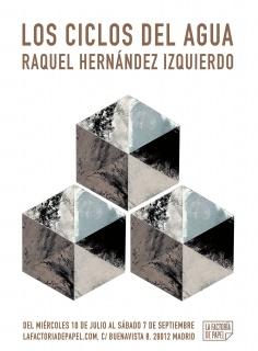 Raquel Hernández Izquierdo. Los ciclos del agua