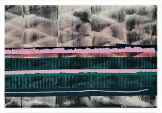 Juan Uslé — Cortesía de la Galería Joan Prats