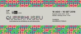 Cartel de la exposición. Cortesía de la Escola de Artes Visuais do Parque Lag