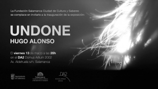 Hugo Alonso. Undone