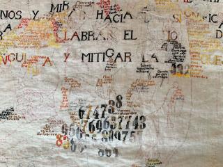 María Gimeno, Abrir palabra por palabra el páramo, 2013-2020 — Cortesía de La Casa Amarilla