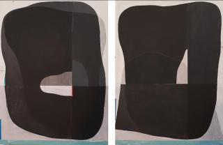 108 Nero — Cortesía de Swinton Gallery