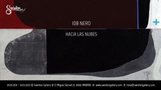 108 Nero. Hacia las nubes — Cortesía de Swinton Gallery