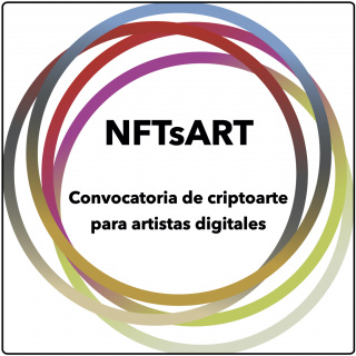 NFTsART. Convocatoria de criptoarte para artistas digitales.