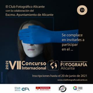 """VII Concurso Internacional de Fotografía """"Alicante"""""""