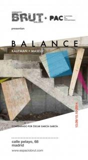 Balance. Kaufman + Maselli