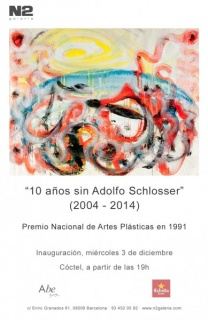10 años sin Adolfo Schlosser