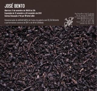 Cartel de la exposición. Cortesía A Gentil Carioca