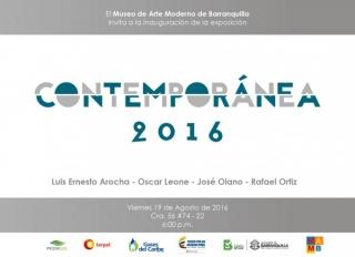 CONTEMPORÁNEA 2016