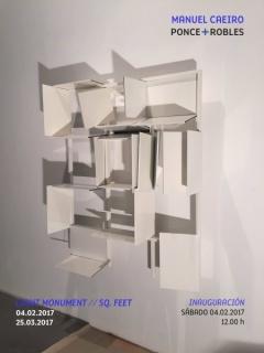 Manuel Caeiro. Light Monument // Sq. Feet
