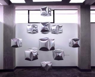 akasha - Instalación - Andrés Hoffmann