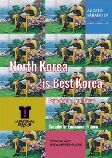 Lino Divas. North Korea is Best Korea