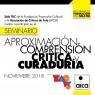 Aproximación, compresión, crítica y curaduría. Imagen cortesía Prensa TAC
