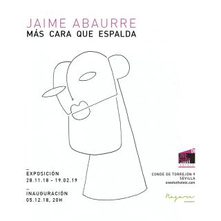 Más cara que espalda   Jaime Abaurre en One Shot Hotels