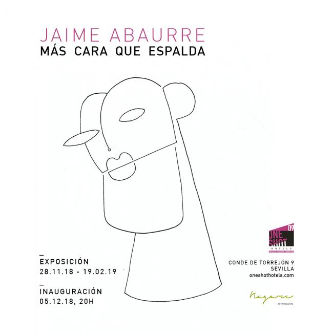 Más cara que espalda | Jaime Abaurre en One Shot Hotels