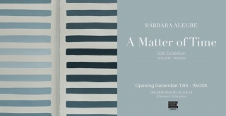 Bárbara Alegre. A Matter of Time