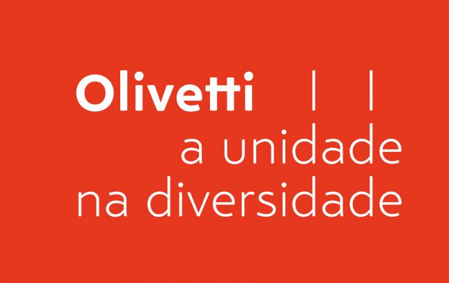 Olivetti, a unidade na diversidade