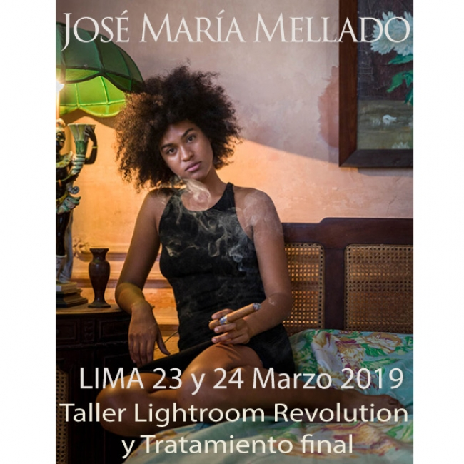 Taller Lightroom revolution y tratamiento final