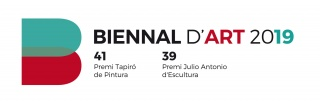 Biennal d'Art 2019: XLI Premi Tapiró de Pintura - XXXIX Premi Julio Antonio d'Escultura
