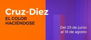 Cruz-Diez: El color haciéndose