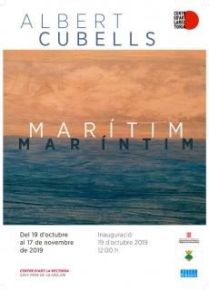 Albert Cubells. Marítim Mar Íntim