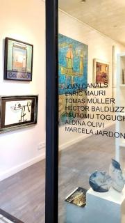 Exposición colectiva en red03 art gallery