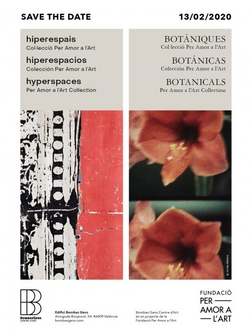 Botánicas // Hiperespacios