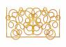 Artur Aguilar, Corba contínua C100 1, 2010. Impressió digital giclée 70 x 100 cm. Col·lecció de l'artista, Barcelona — Cortesía de la Fundació Vallpalou