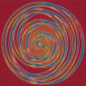 Artur Aguilar, Espirals A370 4, 2010. Impressió digital giclée 70 x 70 cm. Col·lecció de l'artista, Barcelona — Cortesía de la Fundació Vallpalou