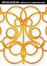 Artur Aguilar. Corba contínua C100 1, 2010. Impressió digital giclée, 70x100 cm. Col·lecció de l'artista, Barcelona © Artur Aguilar, VEGAP, Barcelona, 2020