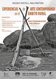 Encuentro online de Experiencias de Arte Contemporáneo en el Ámbito Rural