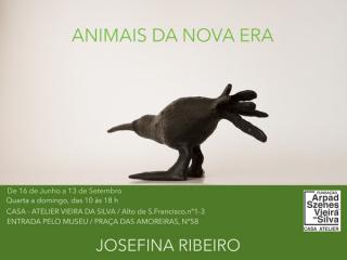 Josefina Ribeiro. Animais da nova era