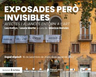 Exposades però invisibles. Afectes i aliances entorn a l'art