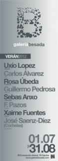 Cartel Colectiva de Verán 2012