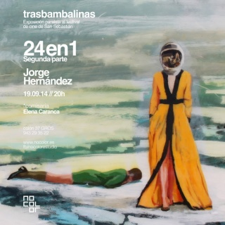 Jorge Hernández, 24en1. Segunda parte