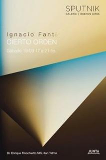 Ignacio Fanti, Cierto orden