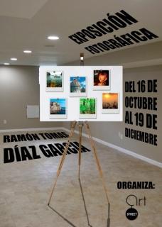 ART Street: Ramón Tomás Díaz García