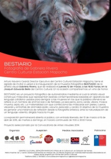Invitacion Bestiario