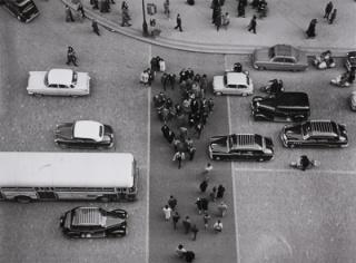 Francesc Català Roca, Paso de peatones,1952.